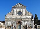 アルベルティのサンタ・マリア・ノヴェッラ聖堂 - 15世紀中頃