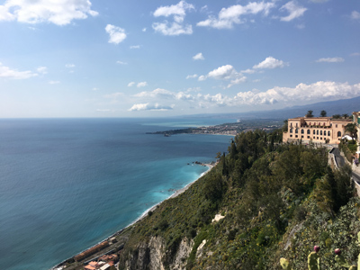 M様ご夫妻/南イタリア その土地の名物を巡る旅 9日間