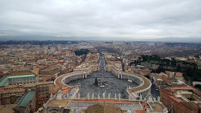 N様/ローマ&フィレンツェ イタリア芸術の旅 8日間