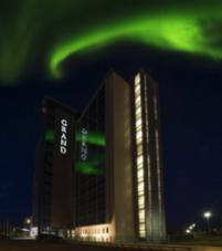 アイスランドでのオーロラ観測0