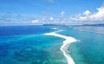 東洋一の美しさ「ハテの浜」0