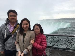 Y様ご家族/ナイアガラ・ケベック・モンクトン7日間の旅