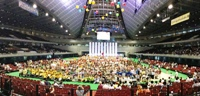 東京都障害者ダンス大会「ドレミファダンスコンサートに参加してきました。