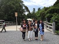 K様/母娘女子旅で古希祝い♡こだわりいっぱい鳥羽・伊勢2日間の旅