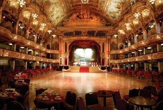 blackpooltower ballroom