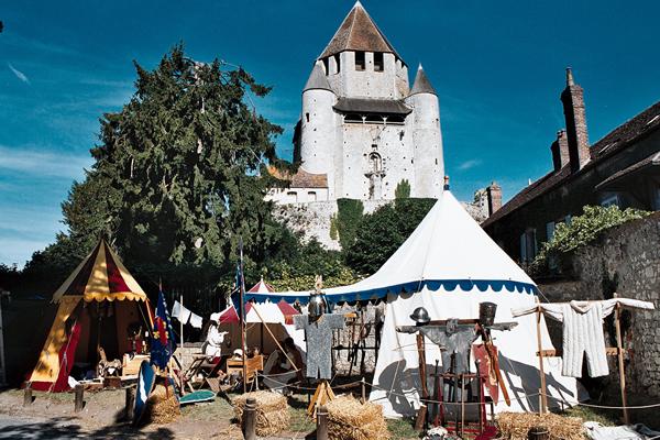 プロヴァンの中世祭り Médiévales de Provins0
