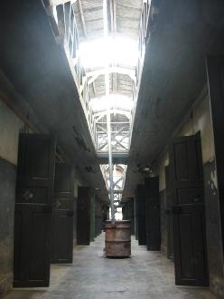 ウシュアイアの監獄