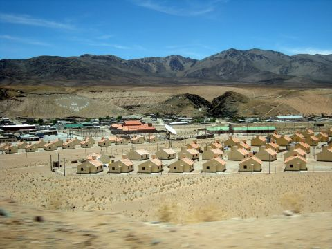 サン・アントニオ・ロス・コブレスの町