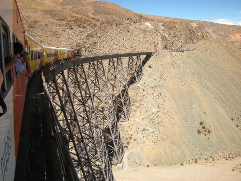 ポルボリージャ鉄橋