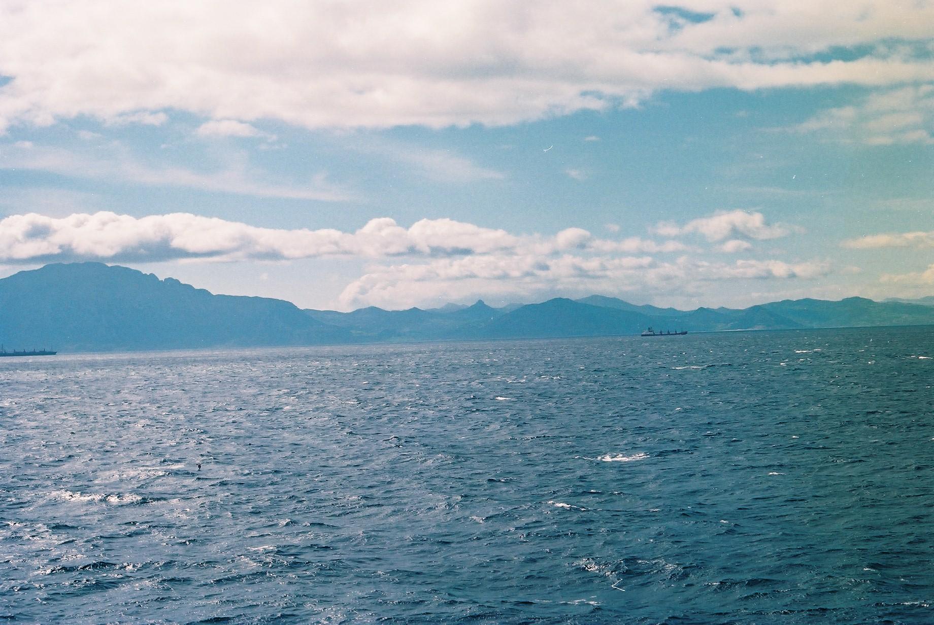 旅人の聖地ジブラルタル海峡 by tetsushi - 旅log