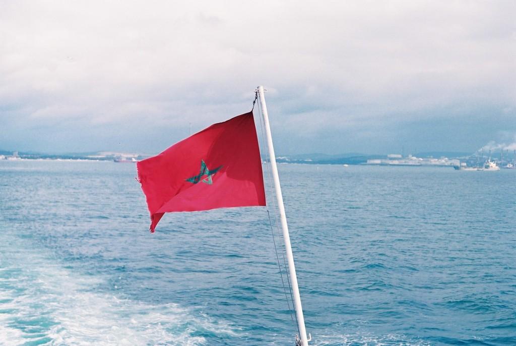 モロッコ ジブラルタル海峡