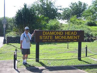 Us13 ハワイ ∞ オアフ島・ダイヤモンドヘッド・ハイキング