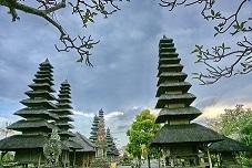 バリ島世界遺産1:タマンアユン寺院の魅力