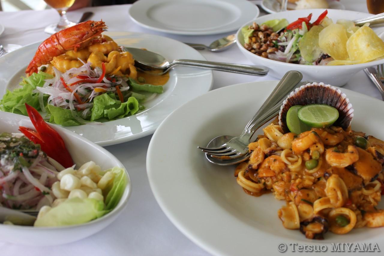 南米一の美食都市、リマ