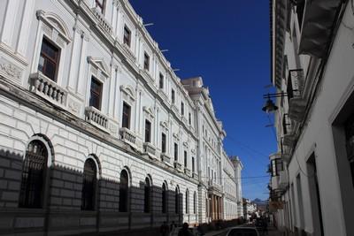 ボリビアの白い街 世界遺産・スクレ0