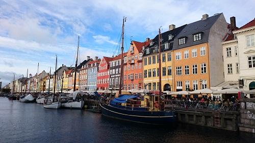 S 様 10/23 発 そうだ,デンマークへ行こう