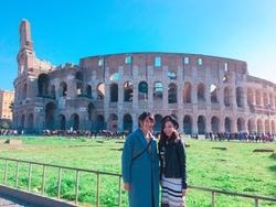 T様 小寅卒業旅行 ローマ、フィレンツェ、ベネチア 8日間