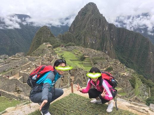 S様ご夫妻 マチュピチュ、ナスカの地上絵 ペルー7日間
